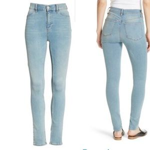 Free People Long and Lean Jegging Size 31